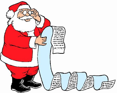 Santa's Christmas Wish – An MDM system for his job